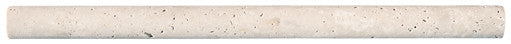 "3/4""X12"" Pencil Durango Travertine Honed"