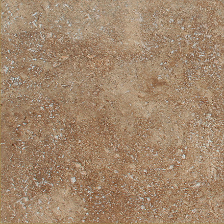 "12"" x 12"" Durango Noce Travertine Tile Honed"