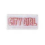 City Girl Patch