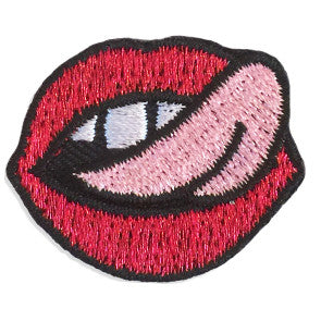 Hot Lips Patch
