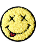 Fuzzy Smiley Patch
