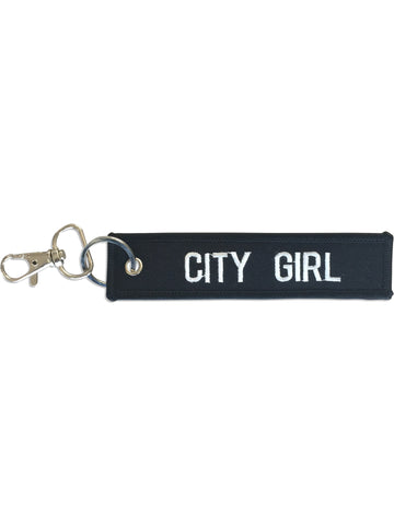 City Girl Tag