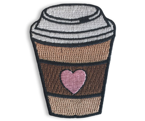 Coffee Cup Patch (Grande)