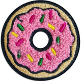 Fuzzy Donut Patch