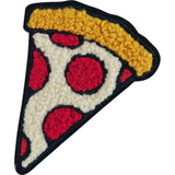 Fuzzy Pizza Patch