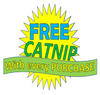 Captain Catnip gives you more : FREE CATNIP SAMPLE!