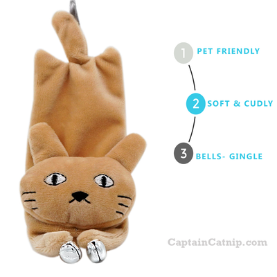 Captain Catnip cat toys are the best