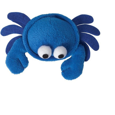 Catnip Filled Cat Toy Blue Crab