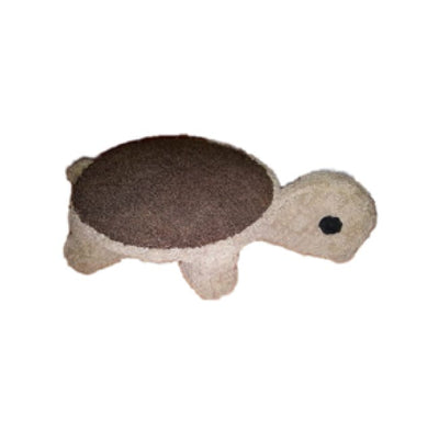 Cat Bed: Turtle Design Handmade In Usa - Cat Furniture