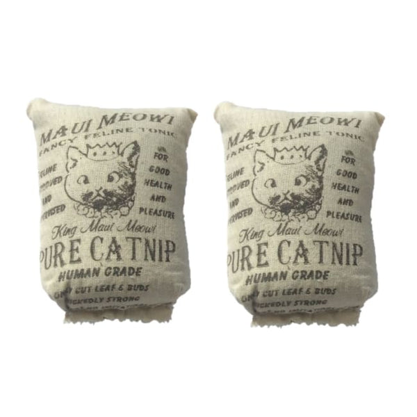 Cat Toys Catnip filled Stitched Pillows