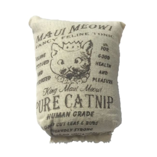 Cat Toys Catnip Filled Stitched Pillows - Cat Toy