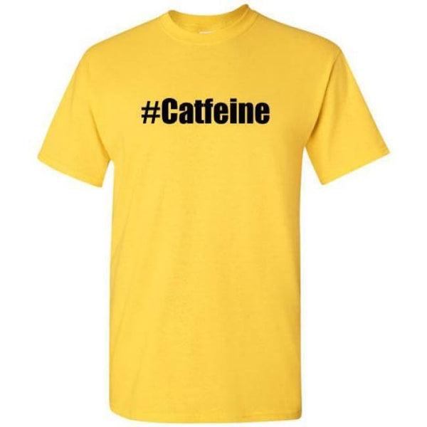 Catfeine T Shirts