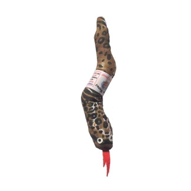Catnip Filled Cat Toy Snake - 1 - Cat Toy
