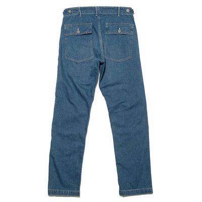 Slim Fit Fatigue Pants - 2 Year Wash