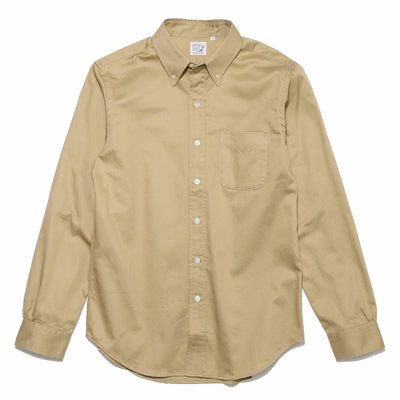 Button Down Shirt in Khaki
