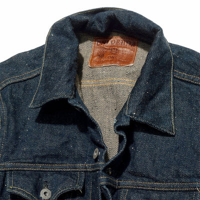 20oz Secret Denim Jean Jacket with Side Pockets