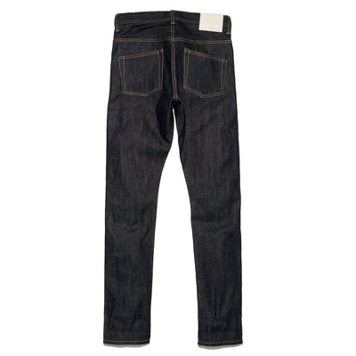 030 High Rise Tapered Slim Leg Jeans