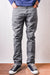1110CV Relaxed Tapered Selvedge Covert Canvas - Navy