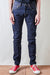 16oz Red Caliper Relaxed Tapered Rope Dyed Natural Indigo