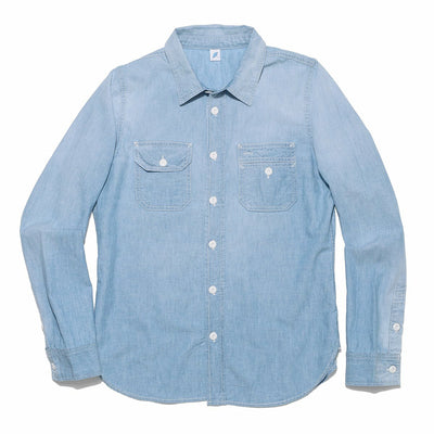 2195 Sunburned Chambray Shirt