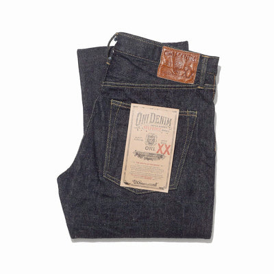 277XX - 16.5oz Low Tension Slub Denim Regular Straight