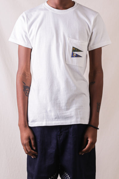 20/-Jersey TORAMI-T (3 FLAGS) - White
