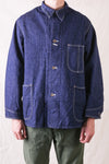 40's Coverall - One Wash