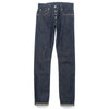 506ZR 20 oz Secret Denim Cigarette Leg Jeans