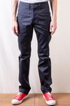 BiG02Z Original Slim Chino Trouser - Navy