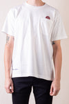 BIG JP Tee Pocket - White