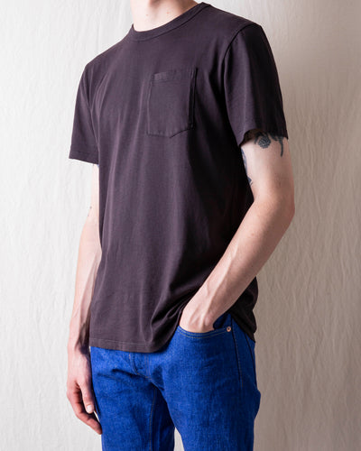 Base Pocket Tee - Black