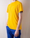 Base Pocket Tee - Yellow