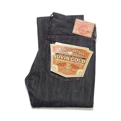 D1755-K Suvin Gold Jeans