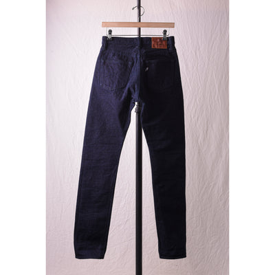 XX-18oz-019/IDID Relaxed Tapered - Deep Indigo