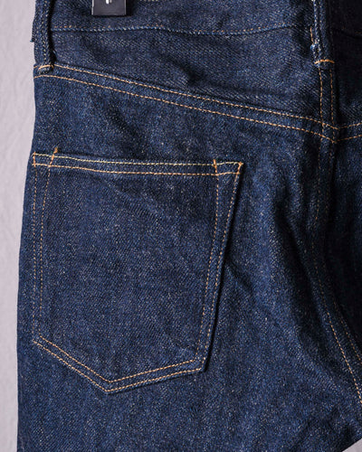 622ZR 20oz Relax Tapered Secret Denim