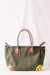 #4 Canvas RAIN SMILE MILK BAG XS - Khaki