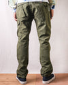 Light Canvas RINGOMAN Cargo Pants - Khaki