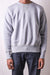 McHill Vintage Flatseamer Sweatshirt in Heather Grey