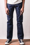 ONI-266oniKASE 16oz Natural Indigo Kabuki Regular Straight