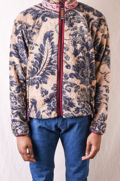 DAMASK Fleece ZIP Blouson (Virgin Mary)