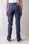 14oz Denim 5P Stone Jeans