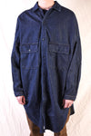 12oz Denim CPO Sloppy Shirt