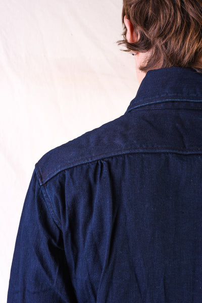 8oz IDGxIDG Denim DUKE Collar Shirt