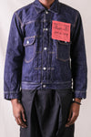 2102W Double Flap Pocket Denim Jacket