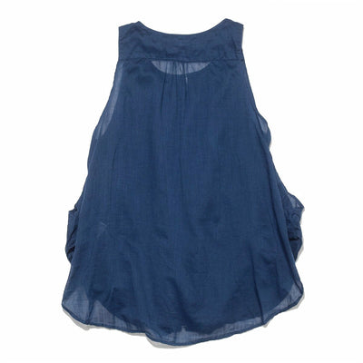 Jersey x Camisole in Blue