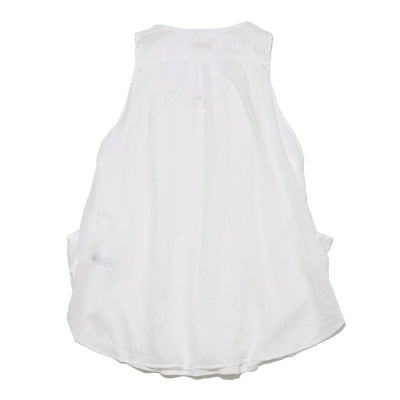 Jersey x Camisole in White