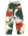 Rip Stop BRUSH-CAMO Aviator Suit Pants - Ecru