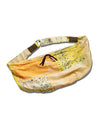 Gauze Bandana Beach Snuffkin Bag - Yellow