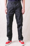 Easy Cargo Pants - Grey