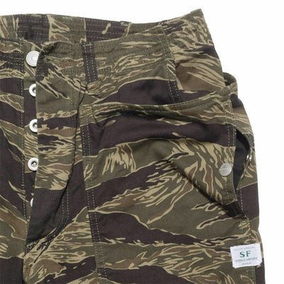 Fall Leaf Sprayer Pants - Tiger